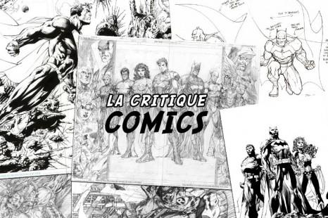 La Critique Comics : Icons de Jim Lee