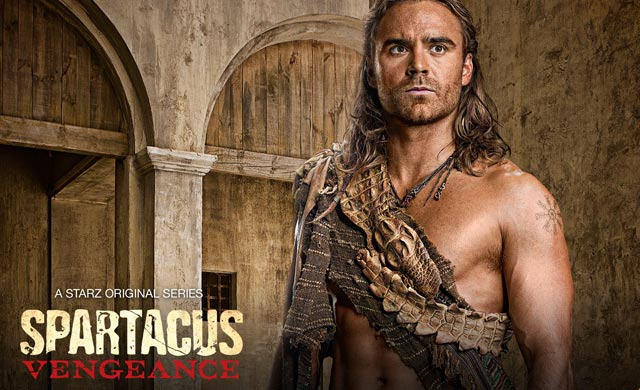 Spartacus combien de saison
