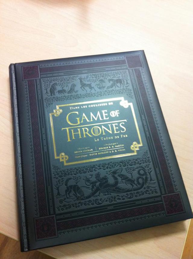 Un must have pour les fans bbbuzz - Objet game of thrones ...