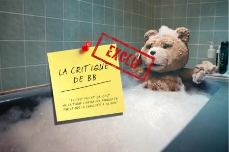 La Critique de BB : Ted