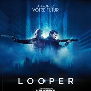 Vu au cinéma : Looper