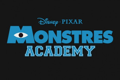 Monstres Academy, les posters