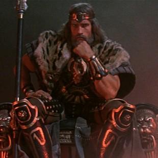 Arnold signe pour The legend of Conan…