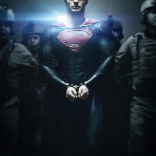 Man Of Steel, nouveau poster