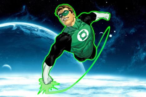 Et si le prochain Green Lantern, c'était vous…?