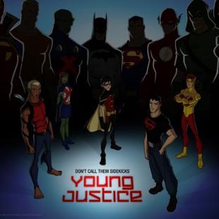 C'est terminé pour Young Justice sur Cartoon Network !