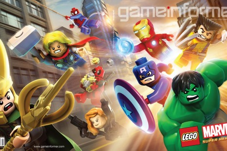 Une vidéo In-Game pour Lego Marvel Super Heroes