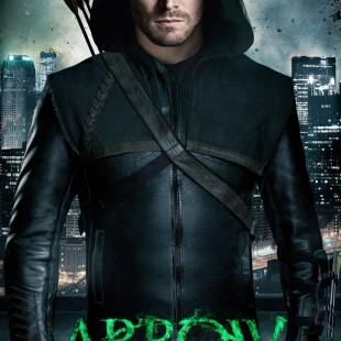 Le plein de posters pour Arrow