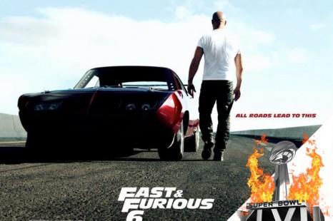 [Super Bowl 2013] Fast & Furious 6