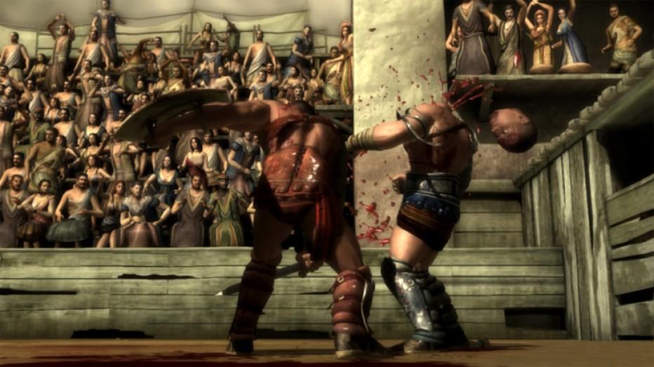 Et si on reparlait de Spartacus Legends…
