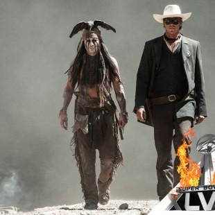 [Super Bowl 2013] The Lone Ranger