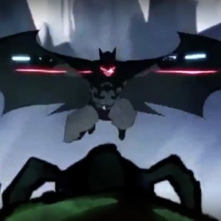 Court métrage Bat Man of Shanghai