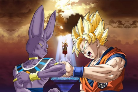 Un extrait HD pour Dragon Ball Z Battle of Gods
