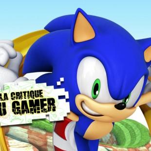 La Critique du Gamer : SONIC DASH