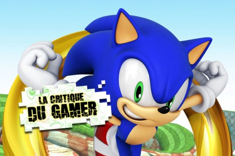 La Critique du Gamer : SONIC DASH