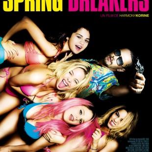 Vu au cinéma : Spring Breakers