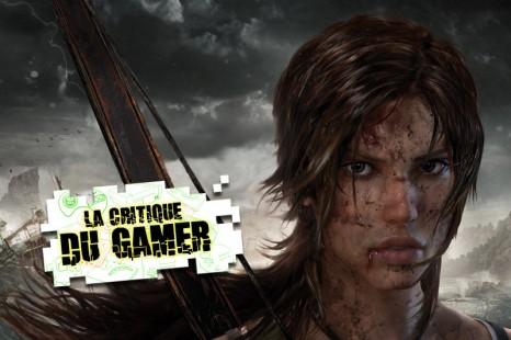 La Critique du Gamer : TOMB RAIDER