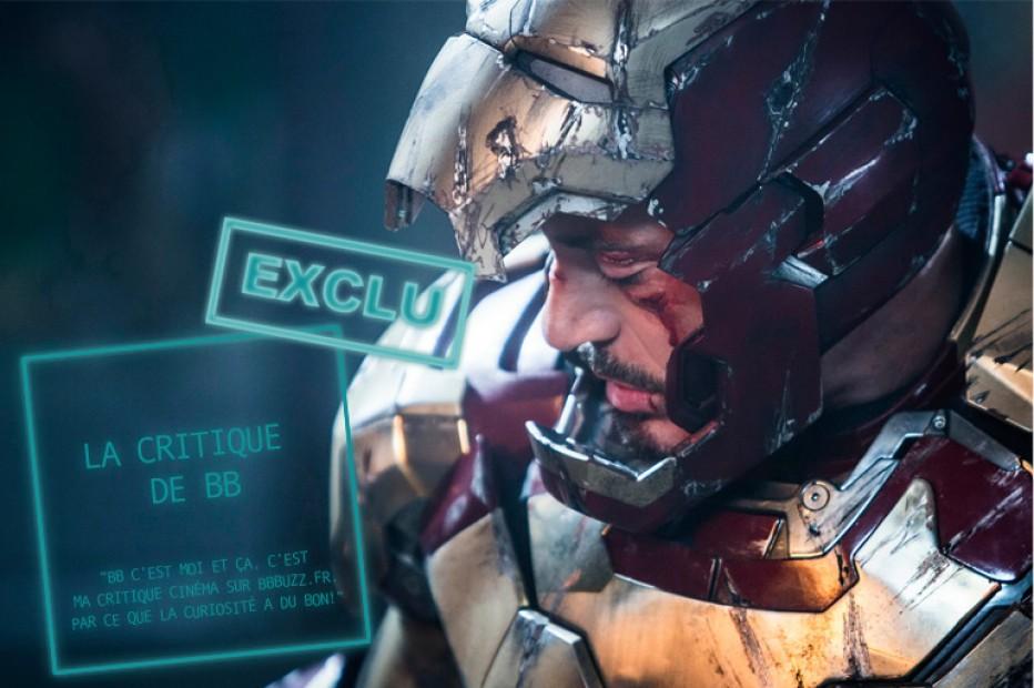 [EXCLU] La critique de BB : Iron Man 3