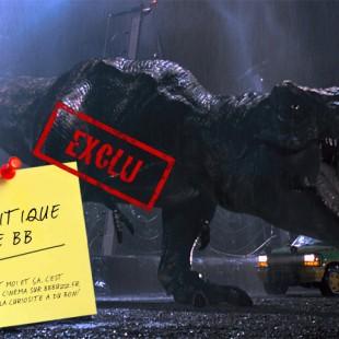 [EXCLU] La critique de BB : Jurassic Park 3D