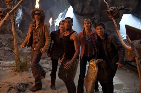 Une bande-annonce pour Percy Jackson: La Mer des Monstres