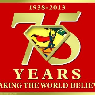 Superman a 75 ans!