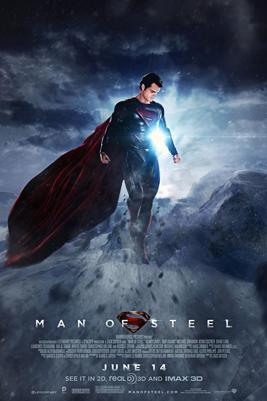 Man Of Steel, 33 secondes de bonheur…