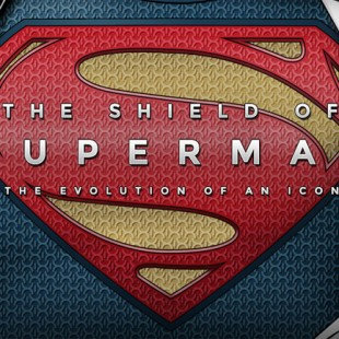 Evolution du Logo du Man Of Steel…