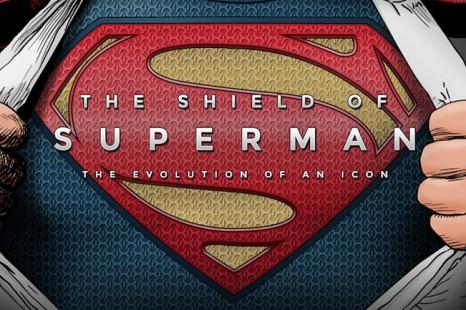 Evolution du Logo du Man Of Steel…