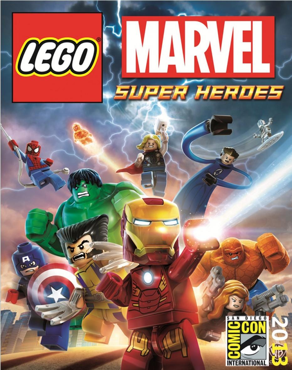 [SDCC 2013]Encore plus de personnages pour Lego Marvel