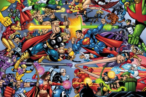 Avengers vs Justice League : Si seulement…
