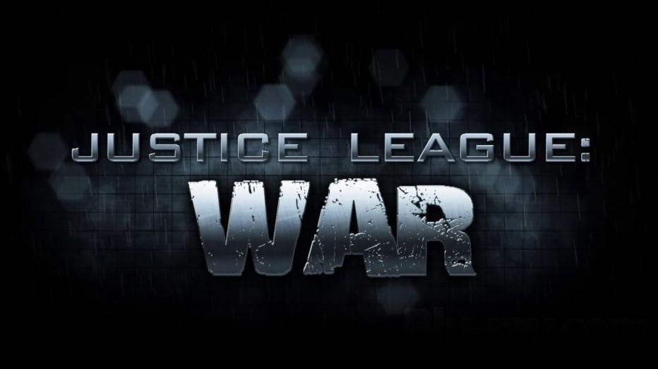 Justice League War : Enfin le trailer!