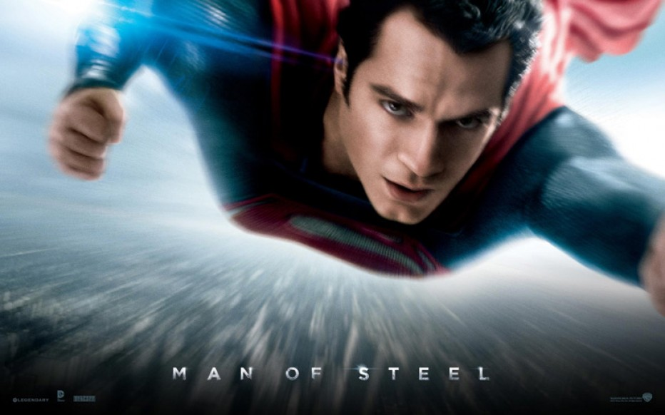 Un making-of pour Man Of Steel