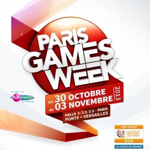 «Cher salon Paris Games Week…»