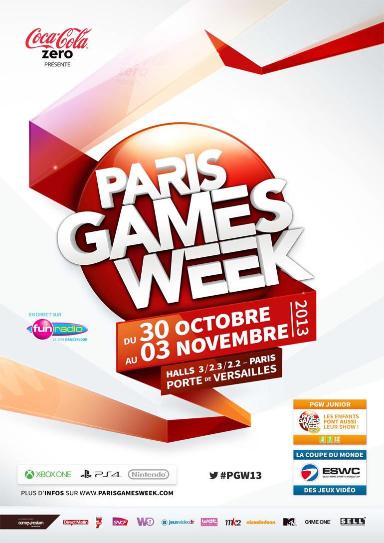 Cher salon paris games week bbbuzz for Salon paris games week