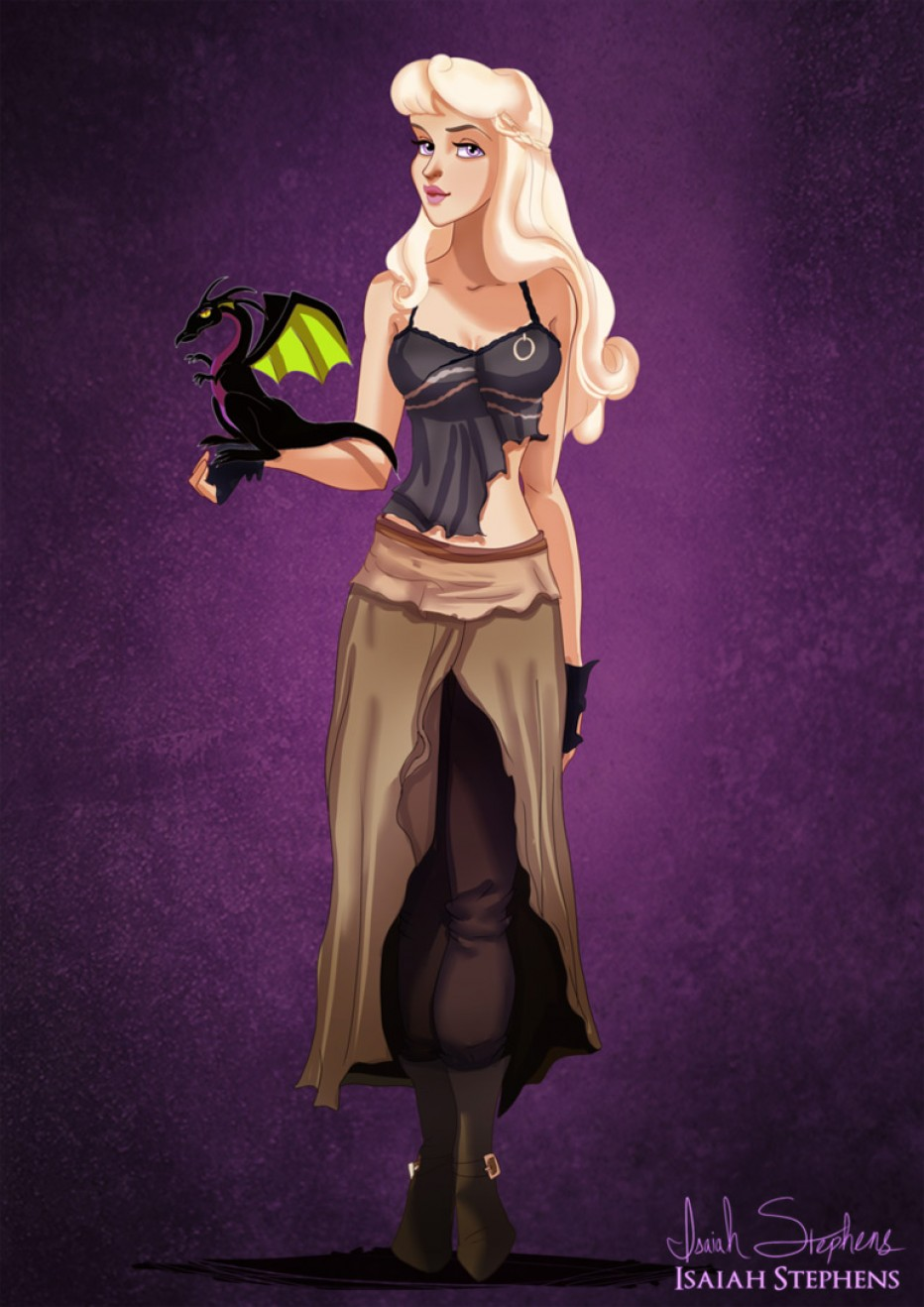 Les Héroïnes Disney font du cosplay