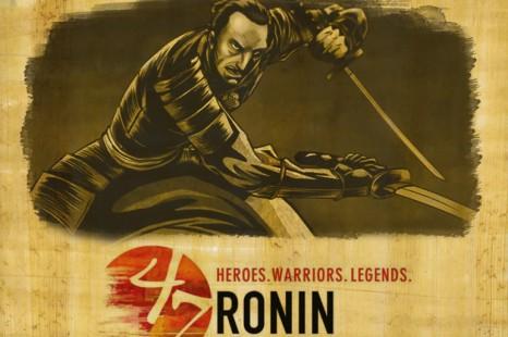 Un animé pour le film 47 Ronin…