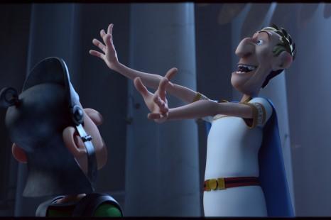 Astérix : Le Domaine des Dieux – Nouvelle image.