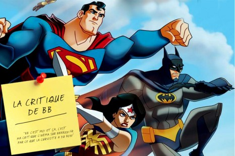 [EXCLU] La critique de BB :    JLA Adventures – Trapped In Time
