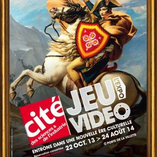 Jeu Video l'Expo en 2 beaux ouvrages