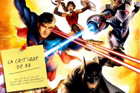 [EXCLU] La critique de BB : Justice League: War