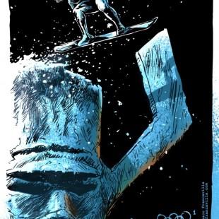 Francesco-Francavilla-The-Winter-SUPER-Olympics-Silver-Surfer.jpg