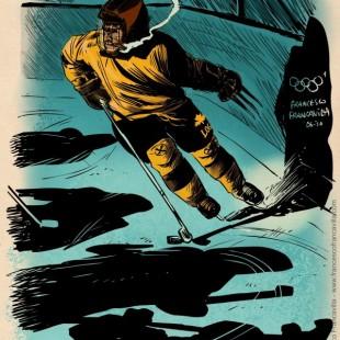 Francesco-Francavilla-The-Winter-SUPER-Olympics-Wolverine.jpg
