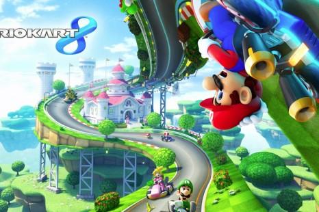 Mario Kart 8 : Le Trailer