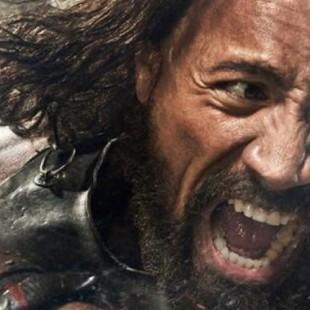 Enfin le trailer d'Hercules avec The Rock