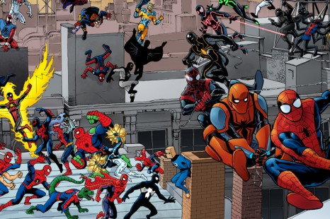 Evolution du costume de Spider-man