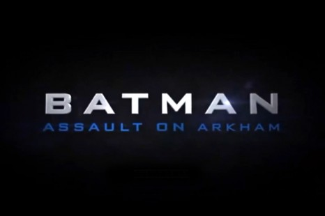 Un trailer pour Batman: Assault on Arkham