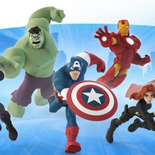Disney Infinity 2.0 Special Avengers !