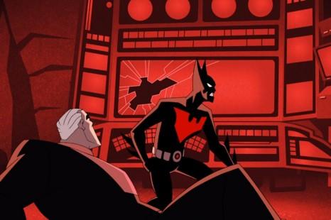 Un extrait pour Batman Beyond