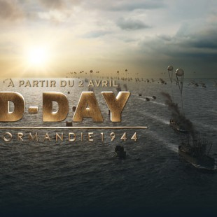D-Day Normandie 1944 3D