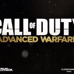Call of Duty Advanced Warfare dévoilé